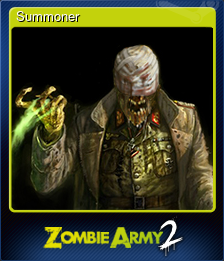 Summoner (Trading Card)