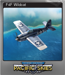 F4F Wildcat (Foil)
