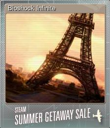 Bioshock Infinite (Foil)