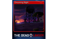 Oncoming Night (Trading Card)