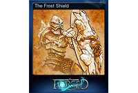 The Frost Shield (Trading Card)