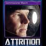 Commissioner Maxim