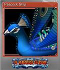 Peacock Ship