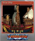 Sirius Ship