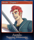 Arvale - Chapter 1