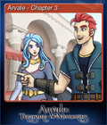 Arvale - Chapter 3
