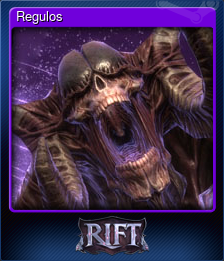 Regulos (Trading Card)