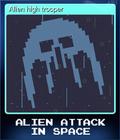 Alien high trooper