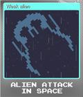 Weak alien