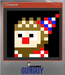 Cheeser (Foil)
