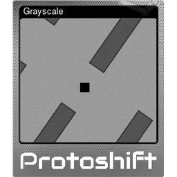 Grayscale (Foil Trading Card)