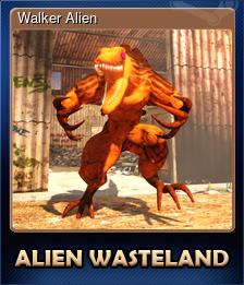Walker Alien