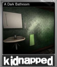 A Dark Bathroom (Foil)