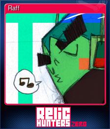 Raff (Trading Card)