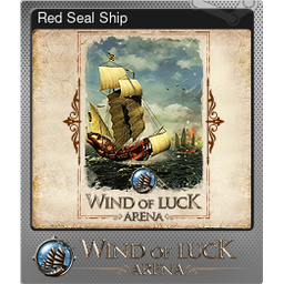 Red Seal Ship (Foil)
