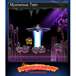 Mysterious Twin