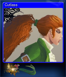 Cutlass (Trading Card)