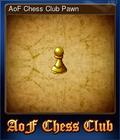 AoF Chess Club Pawn
