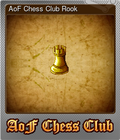 AoF Chess Club Rook