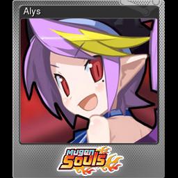 Alys (Foil)