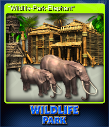 """Wildlife-Park-Elephant"""