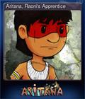 Aritana, Raoni's Apprentice