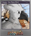 Harpy, the Rare Bird