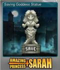 Saving Goddess Statue