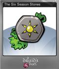 The Six Season Stones