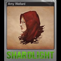 Amy Wellard (Foil)