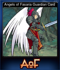 Angels of Fasaria Guardian Card