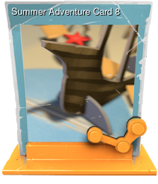 Summer Adventure Card 8