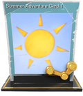 Summer Adventure Card 1