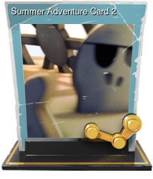 Summer Adventure Card 2 (Foil)