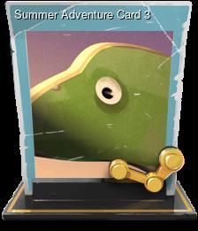 Summer Adventure Card 3 (Foil)