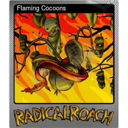 Flaming Cocoons (Foil)