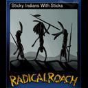 Sticky Indians With Sticks