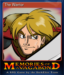 The Warrior (Trading Card)