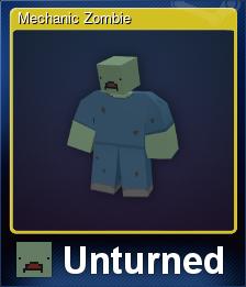 Mechanic Zombie