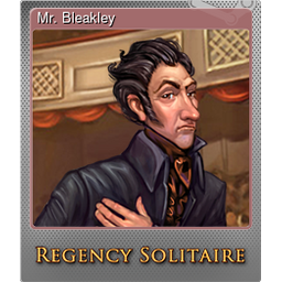 Mr. Bleakley (Foil)