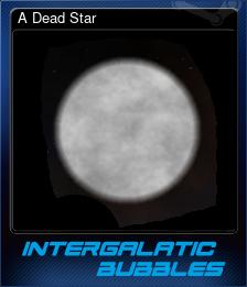 A Dead Star