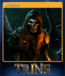Skeleton (Trading Card)