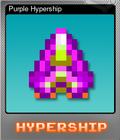 Purple Hypership