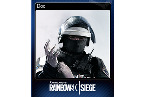 Doc Trading Card