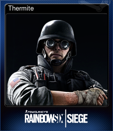 Thermite (Trading Card)