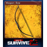 Weapon: Bow