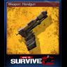 Weapon: Handgun