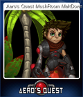 Aero's Quest MushRoom MeltDown