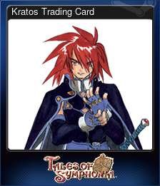 Kratos Trading Card