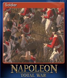 Soldier (Trading Card)